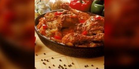 Poulet marengo e sant - Poulet marengo recette ...