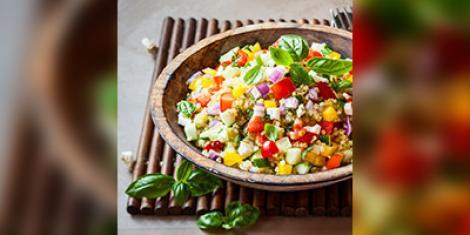 Le quinoa facile cuisiner et b n fique pour votre sant e e sant - Comment cuisiner le quinoa recettes ...