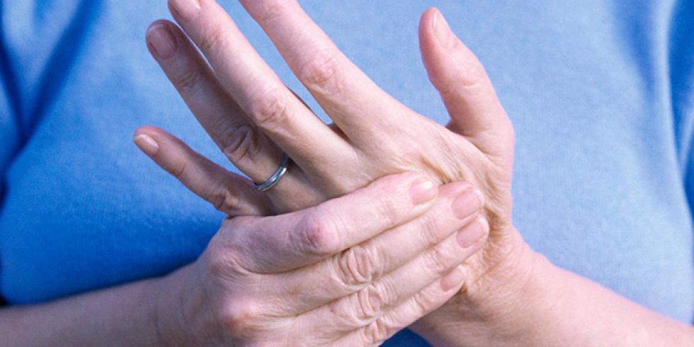 douleur articulaire main
