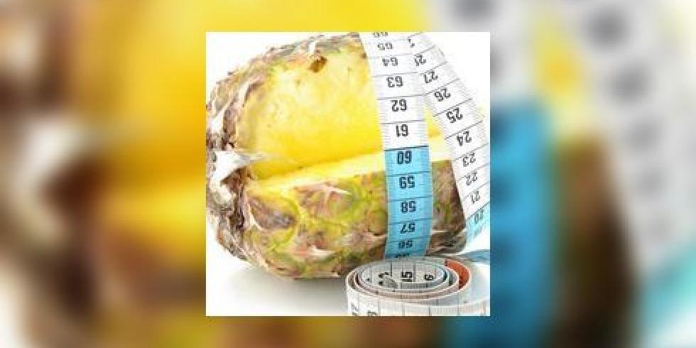 le r gime ananas l 39 ananas fait il maigrir e