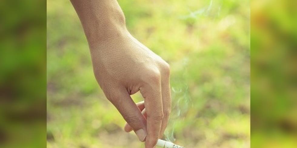 Le baptême comme cesser de fumer