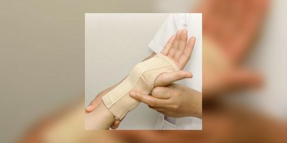 couleur attrayante vente limitée nouveau design Fractures du poignet et de l'avant-bras, e-sante.be | E-santé